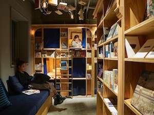 BOOK AND BED TOKYO 京都店 写真
