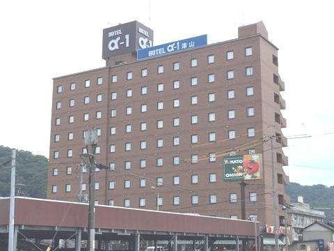 ホテルアルファーワン津山