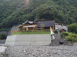 十津川温泉 静響の宿 山水