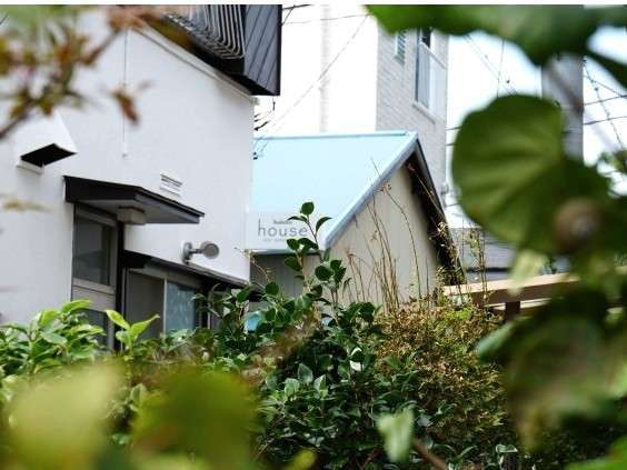 haletto house 001 KOSHIGOE 写真