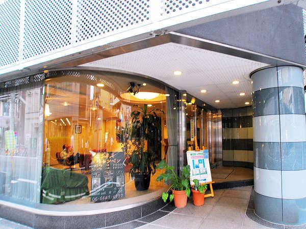 ホテル ル・ボテジュール ナンバ 写真