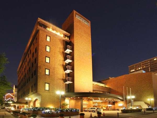 ホテル メルパルク横浜 写真