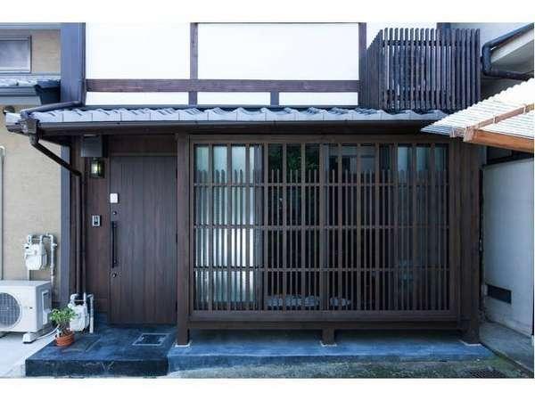 大徳寺北側清寂の家 写真