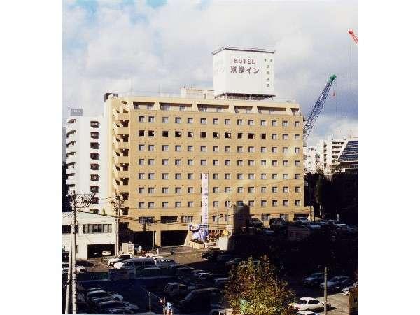 東横イン仙台西口広瀬通 写真