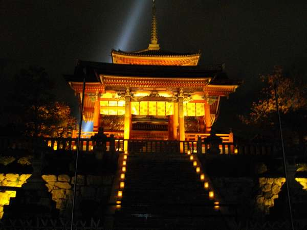 京都東山荘 写真
