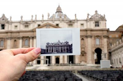 イタリア3都市周遊 〜ローマの旅〜