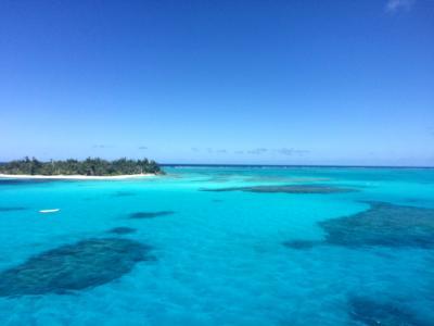 【近くて遠い国になる前に…サイパンへ行ってきた�】美し過ぎる無人島…