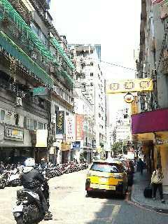 台湾:台北ひとり歩き  P2.