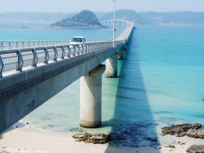 山口の旅、秋吉台〜萩〜青海島〜元乃隅稲成神社〜角島大橋〜瑠璃光寺を…