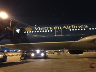 初のベトナム・ホーチミンの旅は色々と・・・№2ハノイからホーチミンホテルまで