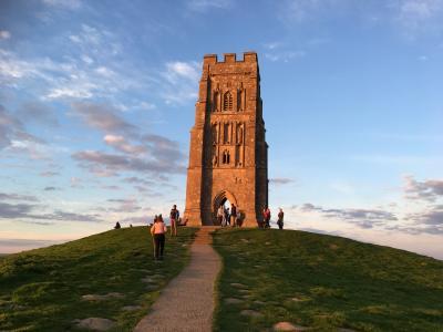 イングランド南西部、グラストンベリー〜エイヴベリーの旅