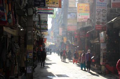 ネパール①~タメル地区からルンビニへ