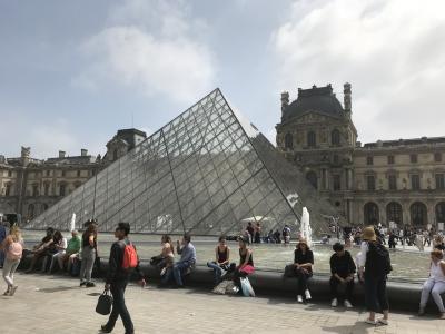 50歳初めてのヨーロッパ弾丸ひとり旅パリ編