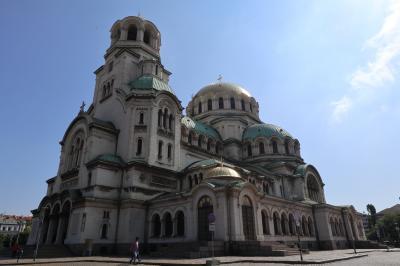 2018 牧歌的なヨーロッパの原風景とビザンチン芸術を堪能 (8) ソフィア