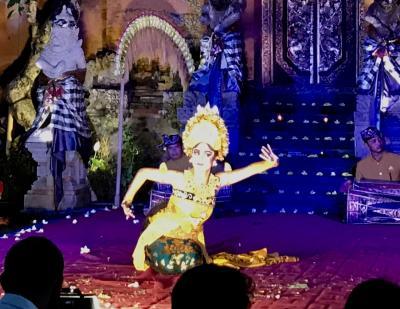 【現地速報】Timor-Leste (東ティモール) 遠征 その6・たぶん完  2度目の Ubud で念願の Balinese Dance 初鑑賞!