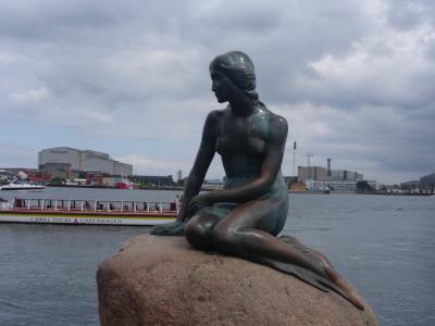 母ひとりツアーで行く北欧3か国周遊の旅①デンマーク編