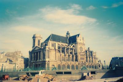 1987年 冬 パリとウィーン