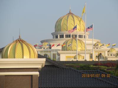 マレーシア:初めての観光