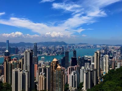 4年ぶりの香港with1歳児