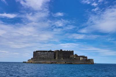 「紅葉亭」長崎の夜景が一望できる宿♪ 稲佐山や軍艦島へ行って来ました(…