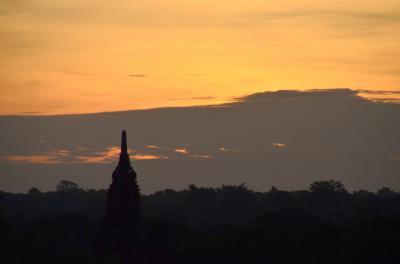 バガン・ヤンゴンの3泊5日の旅 3日目「バガン」