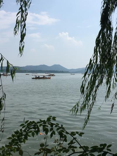 二度目の杭州西湖散策