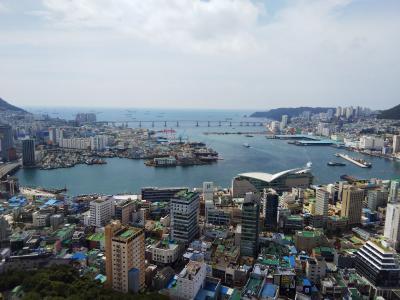 2018夏 釜山訪問とその歴史にふれる