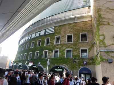 2018夏 甲子園:第百回記念大会 大阪桐蔭の人気おそるべし、史上最速の開門