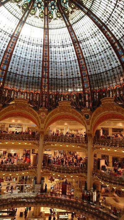 2018夏!ドイツ・フランスの旅②オペラ座周辺