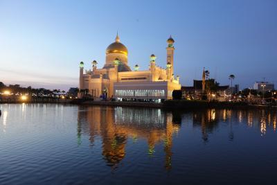 週末1泊ブルネイ☆モスクを見るために【1話完】