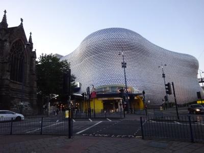 古い街と新しい街が混在するイギリス第2?の都市バーミンガム〜バーミンガム大学の博物館・美術館を中心に〜