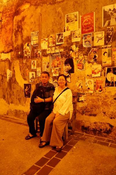 ANA羽田発着「満喫マレーシア縦断の旅6日間」(5) ベイビューホテルに泊まりながらE&Oのバーを楽しみ、思い出のジョージタウンの夜をさまよい歩く。