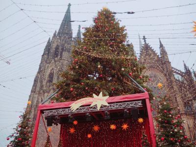 本場!クリスマスマーケット!!  Frankfurt am Main & koln