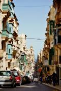 わくわく地中海クルーズ 7.マルタ島・世界遺産ヴァレッタ 聖ヨハネ大…