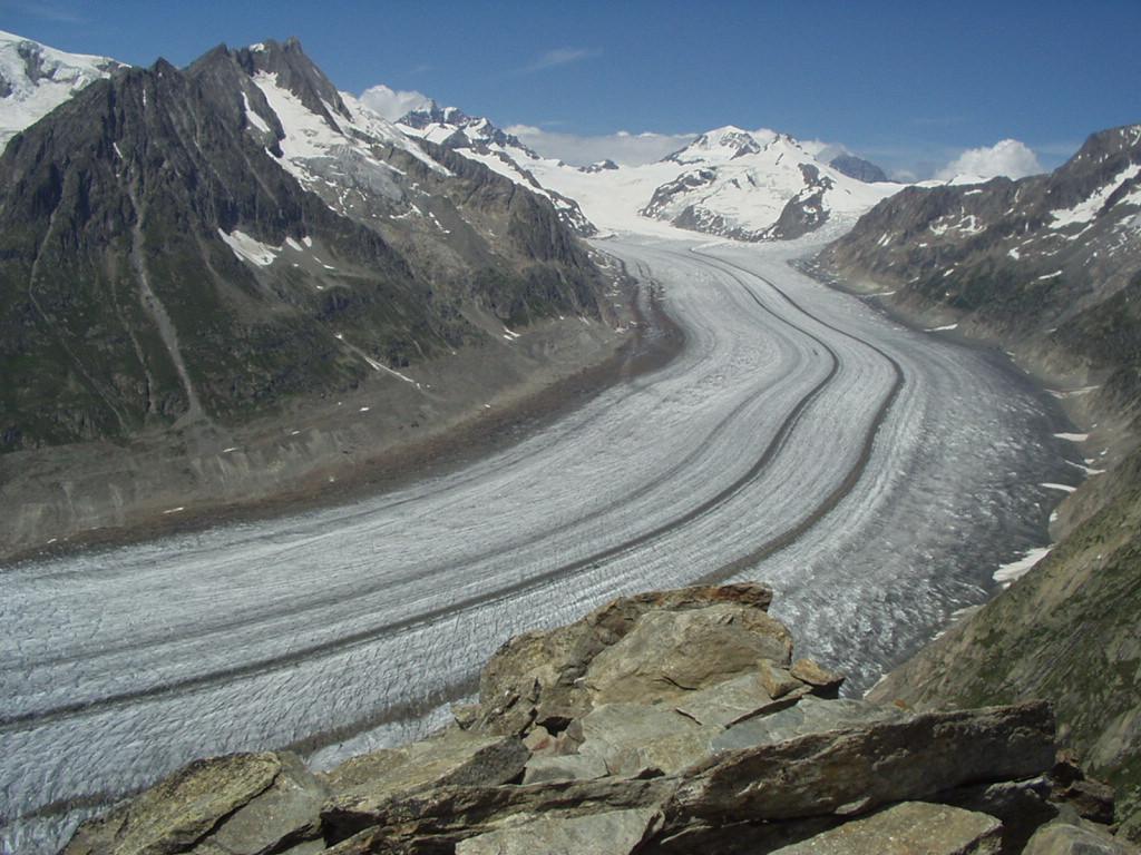 アレッチ氷河の画像 p1_35