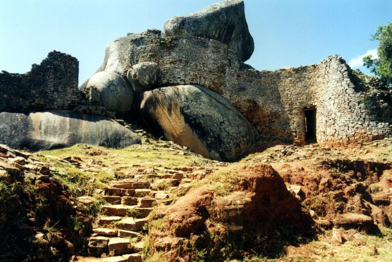 グレート・ジンバブエ遺跡の画像 p1_32