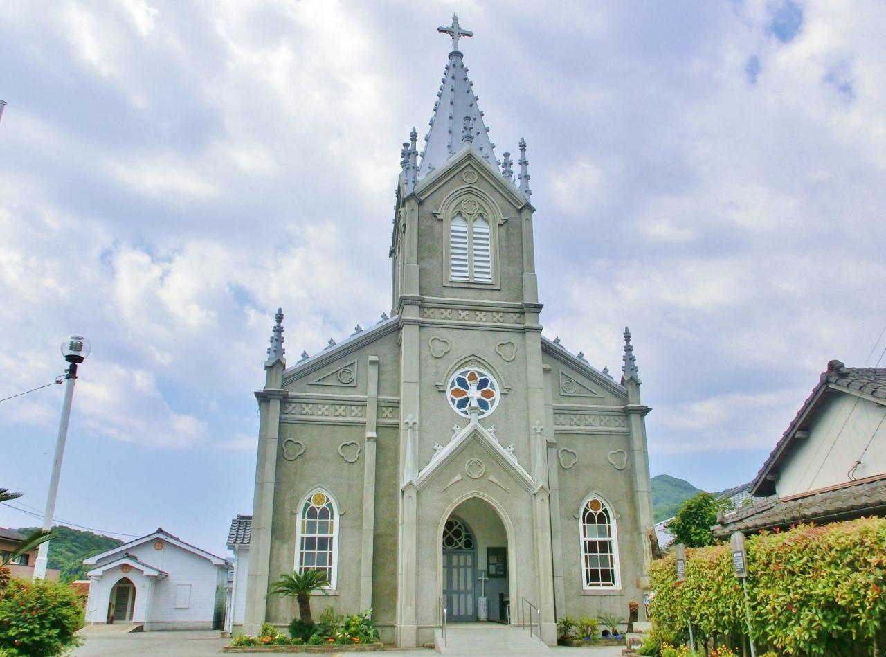 教会といえば長崎のほうが有名ですが、天草は隠れキ... 『天草の隠れキリシタンの歴史をめぐる』天