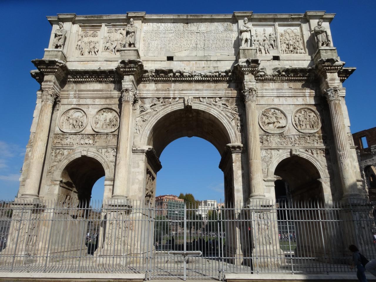 コンスタンティヌスの凱旋門の画像 p1_38