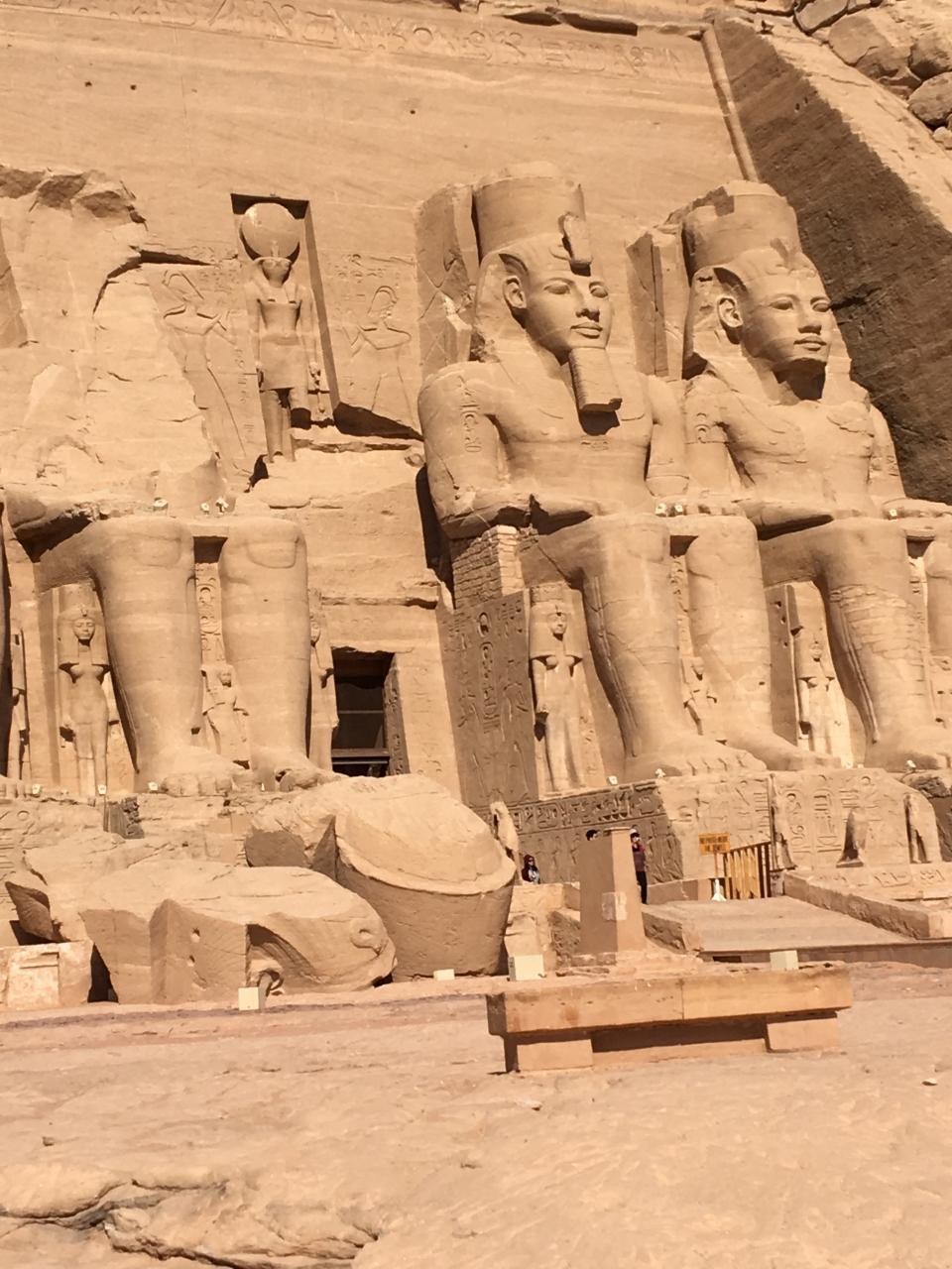 アブ・シンベル神殿の画像 p1_6