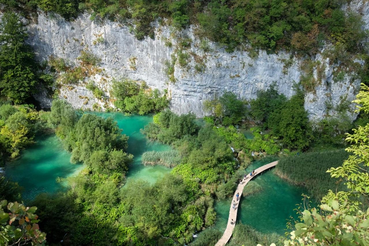 プリトヴィツェ湖群国立公園の画像 p1_14