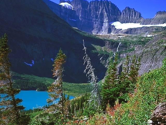 グレイシャー国立公園の画像 p1_35