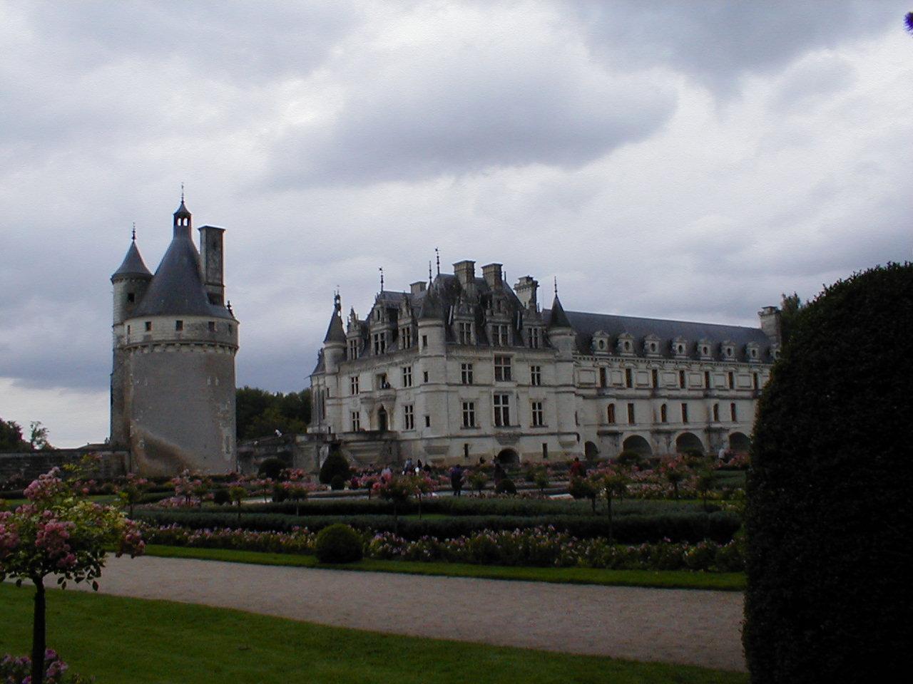 シュノンソー城の画像 p1_31
