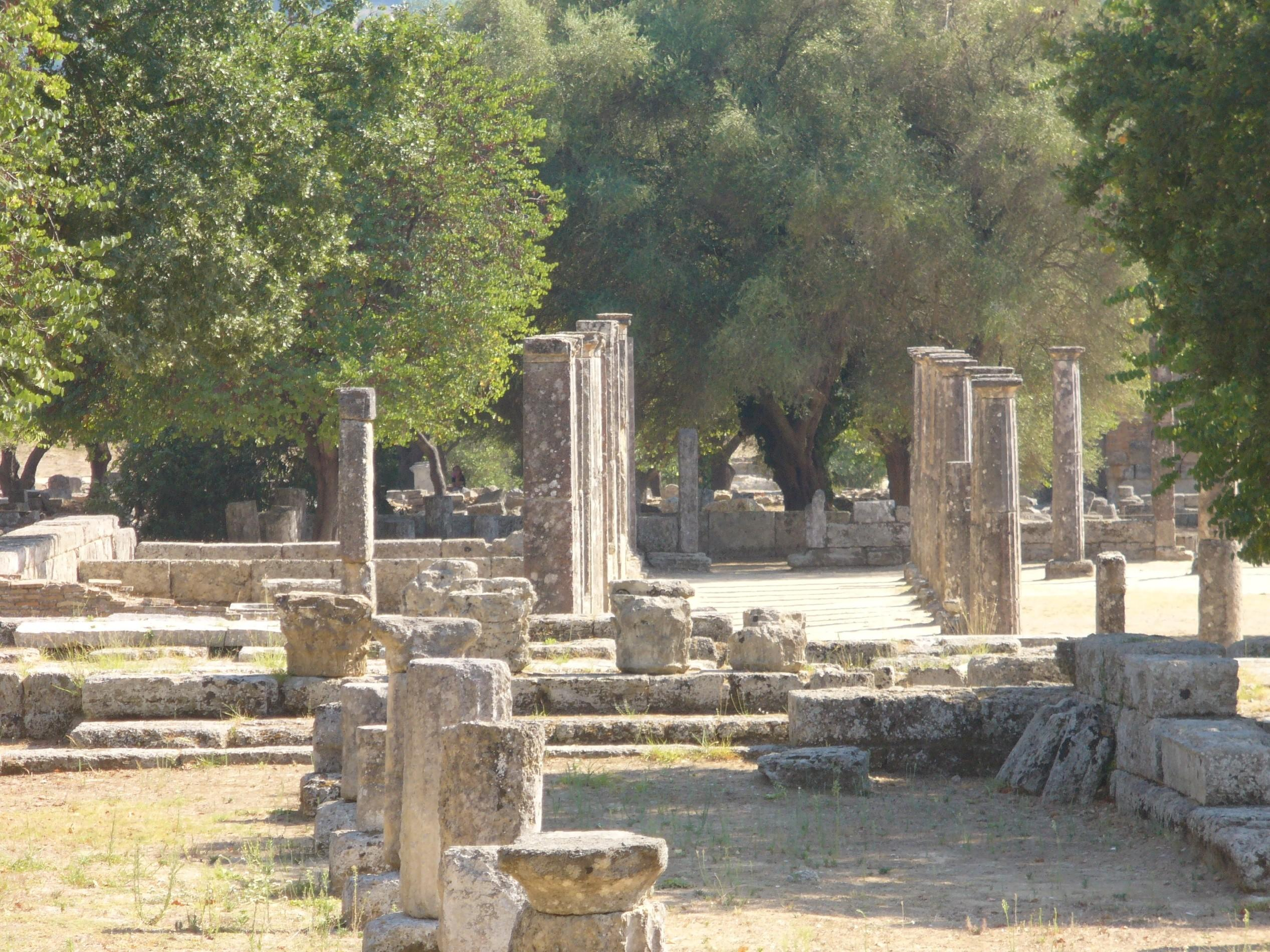 オリンピア (ギリシャ)の画像 p1_25