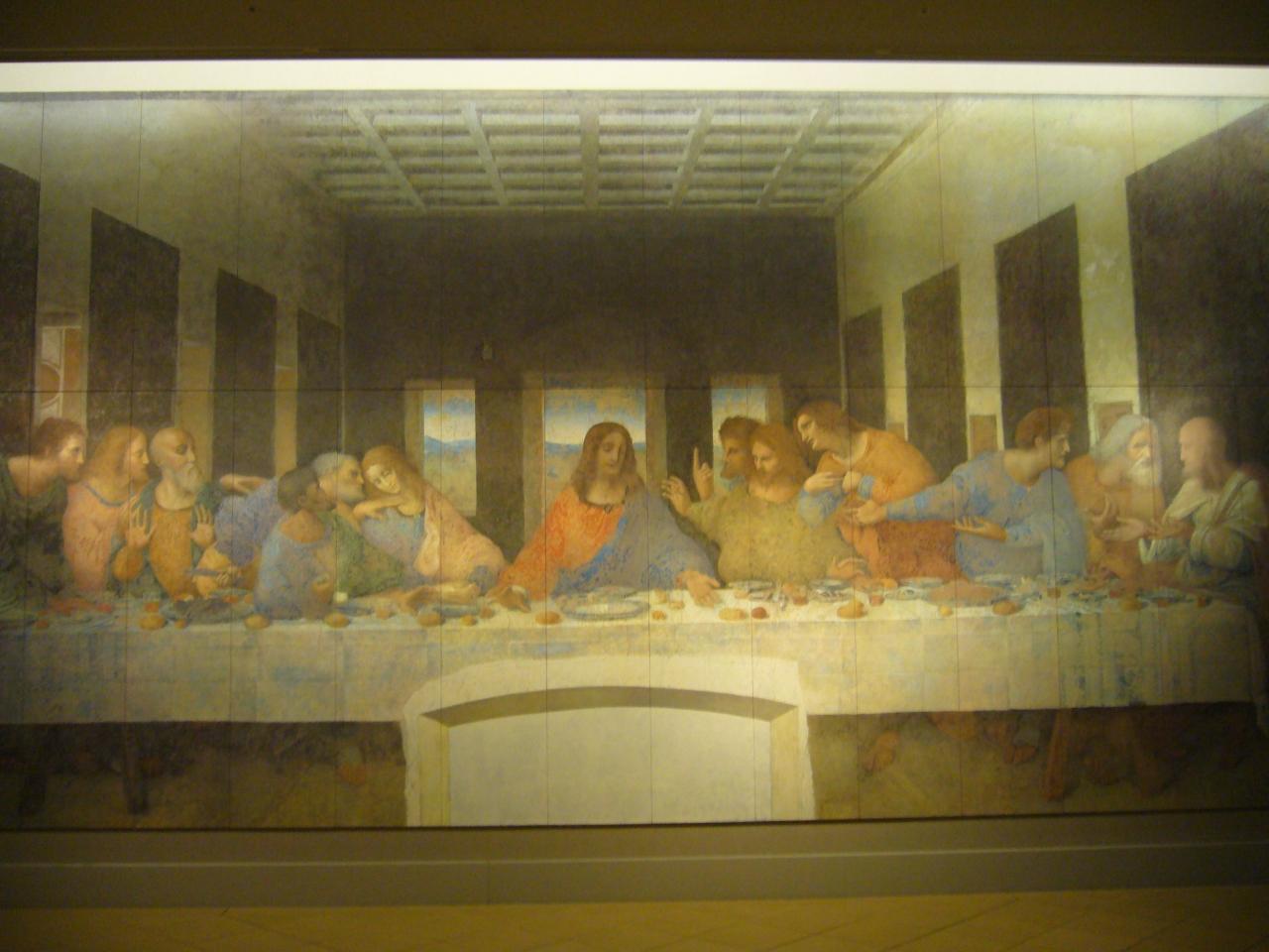 最後の晩餐 (レオナルド)の画像 p1_30