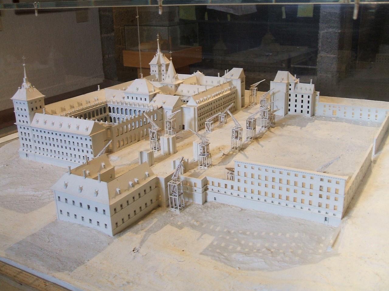 エル・エスコリアル修道院の画像 p1_19