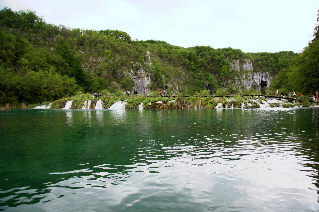 プリトヴィツェ湖群国立公園の画像 p1_29