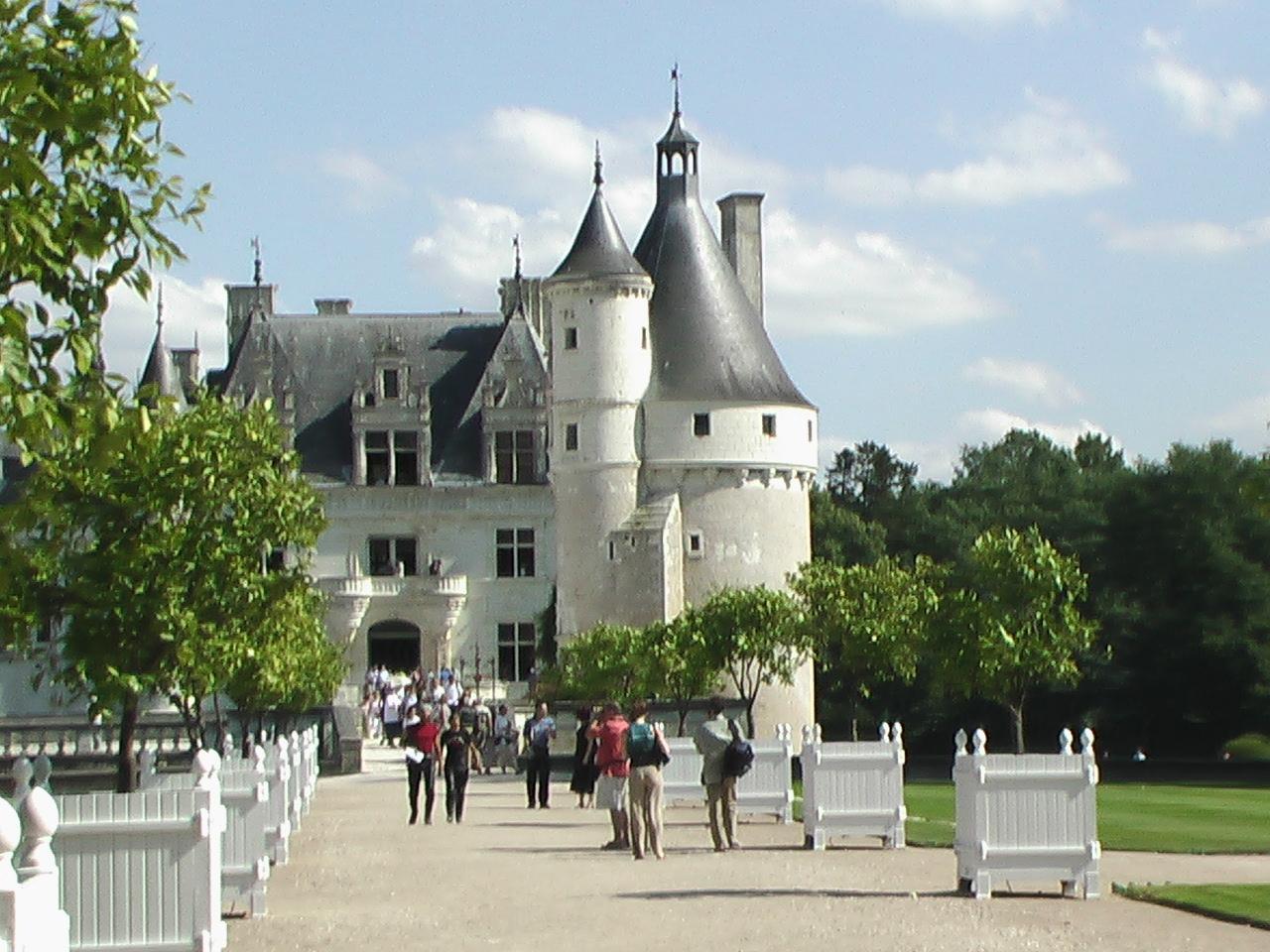 シュノンソー城の画像 p1_3