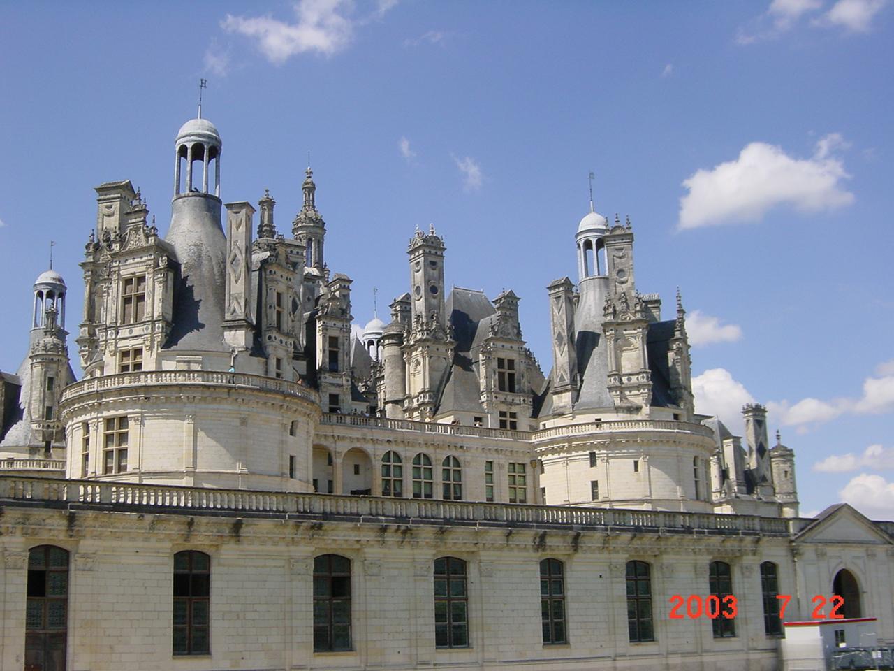 シャンボール城の画像 p1_5