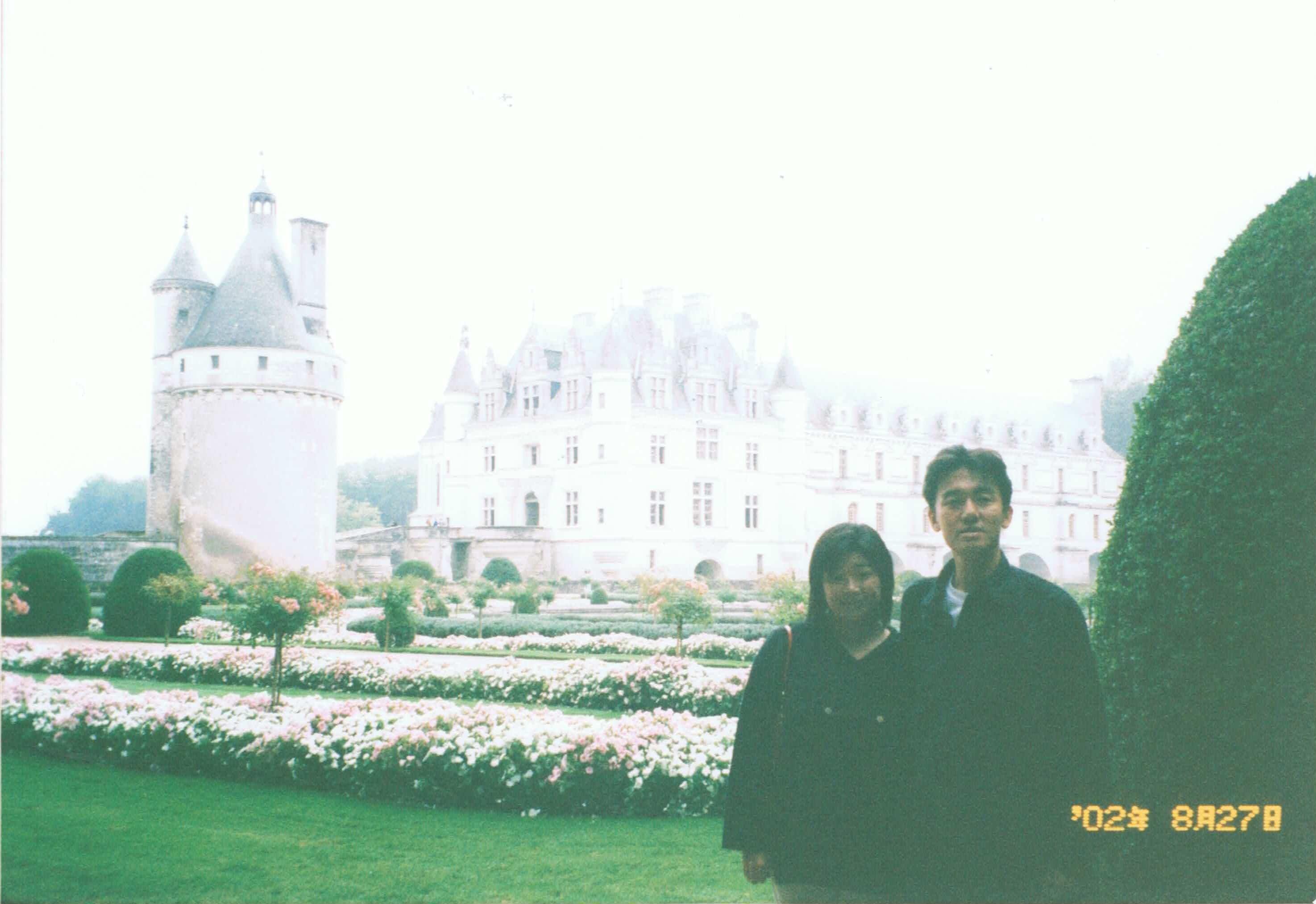 シュノンソー城の画像 p1_23