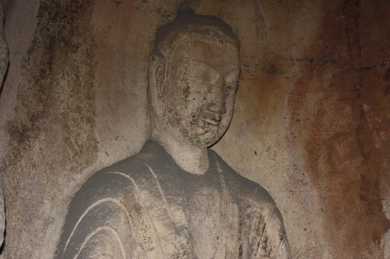 雲崗石窟の画像 p1_38